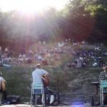 Barzin in concerto all'Azienda Ca' Lustra