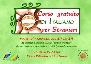 Corso-italiano Fronte