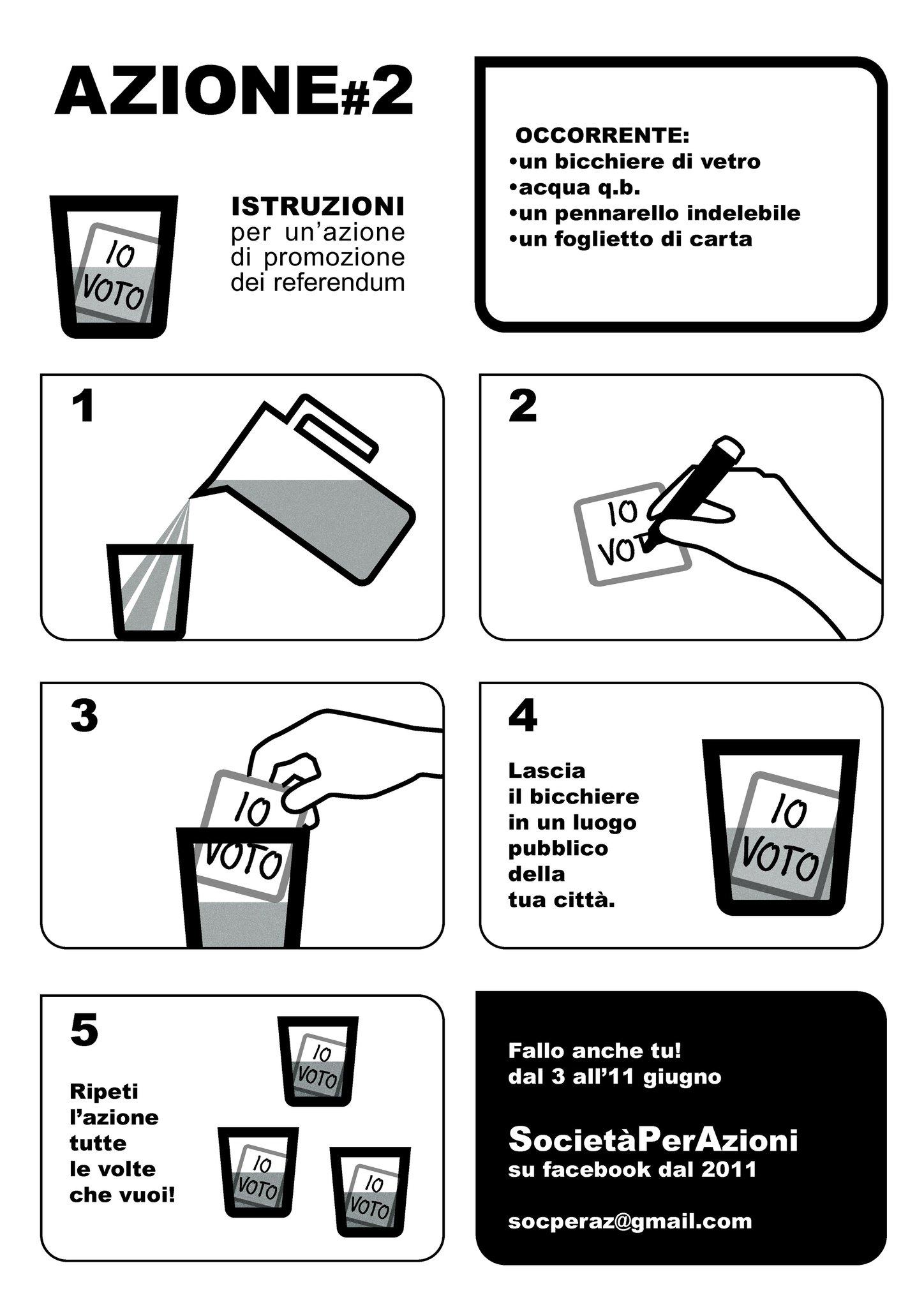 azione due-istruzioni