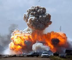 esplosione in libia